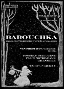 Babouchka Tonneau Diogène c
