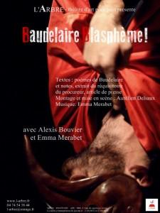 Baudelaire Blasphème! 2