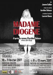 Madame Diogène (Lyon-Grenoble)