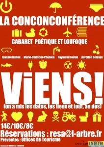 flyer recto cccférence 20172018 jaune et rouge