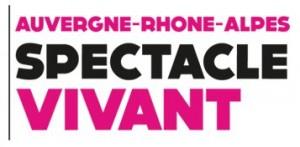logo Auvergne Rhone alpes Spectacle vivant