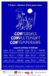 ConConCon automne 2014